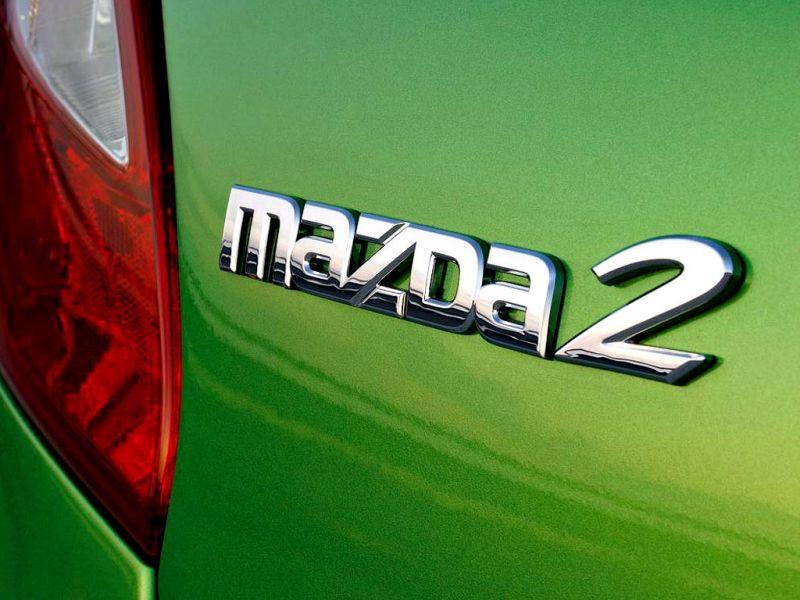 Mazda 2 Emblem Wallpaper 800x600