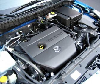 Mazda 3 2010 Engine Wallpaper