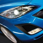 Mazda 3 2010 Headlamps Wallpaper