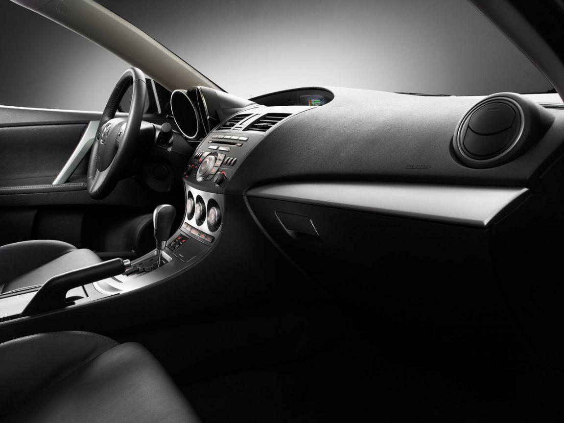 Mazda 3 2010 Interior Wallpaper 1152x864
