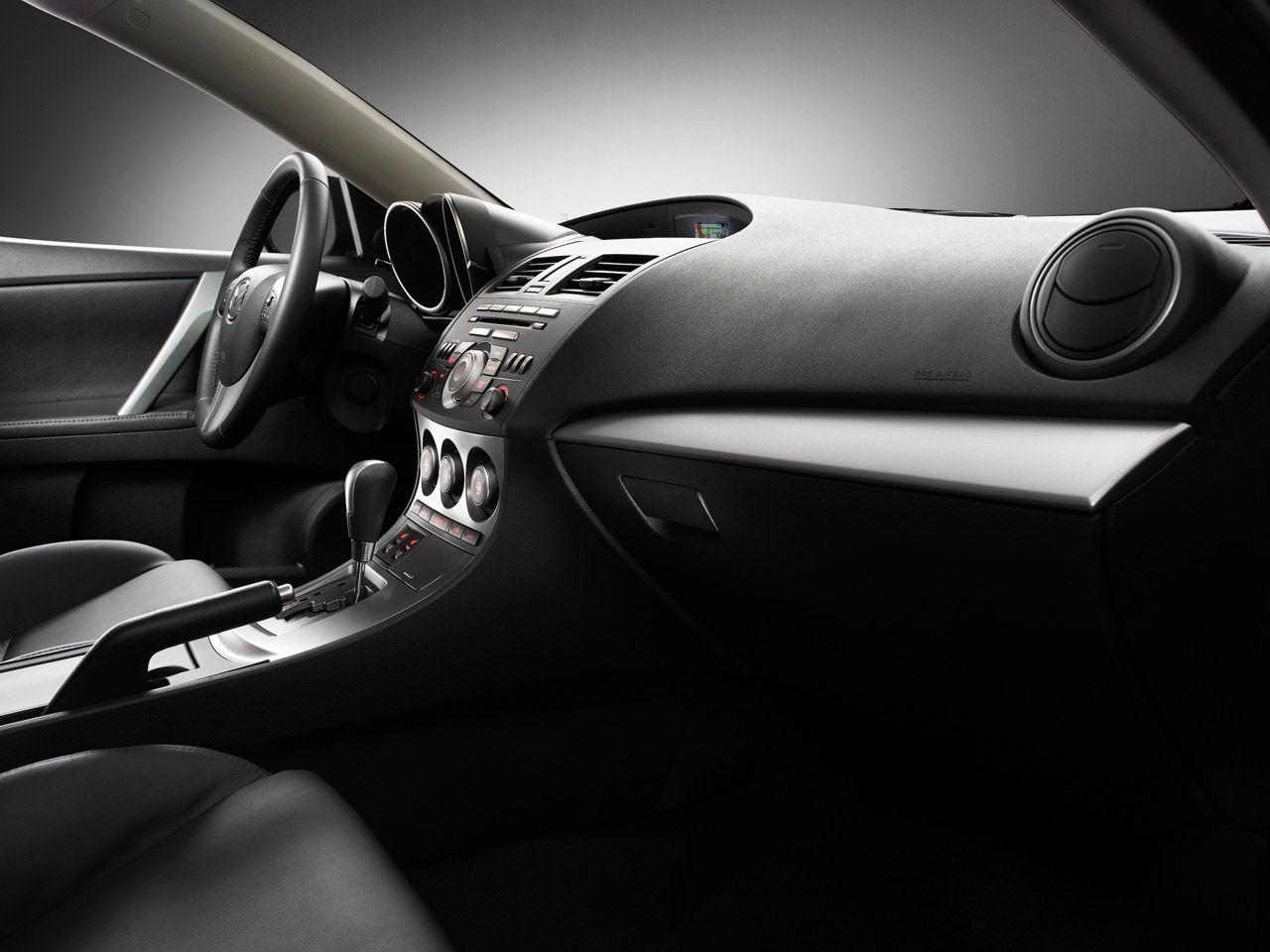 Mazda 3 2010 Interior Wallpaper 1280x960