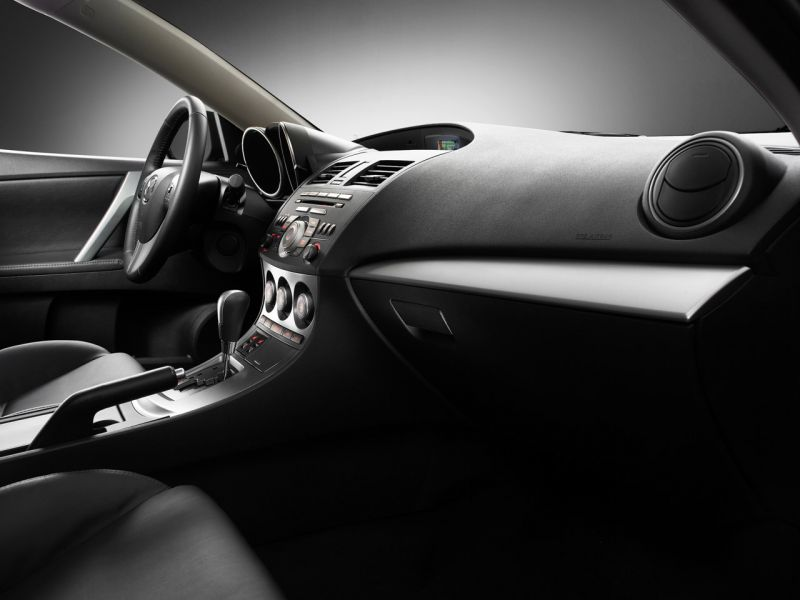 Mazda 3 2010 Interior Wallpaper 800x600