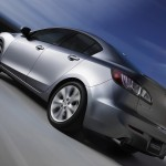 Mazda 3 2010 Sedan Side Rear Low Angle Wallpaper