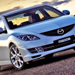 Mazda 6 Front Low Angle Wallpaper