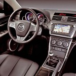 Mazda 6 Interior View Wallpaper