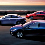 Mazda 6 Variants Side By Side Wallpaper