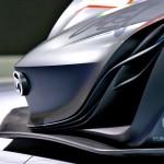 Mazda Furai Concept Bumper Side View Wallpaper