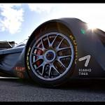 Mazda Furai Concept Front Wheel Wallpaper