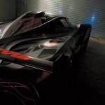 Mazda Furai Concept Inside Garage Wallpaper