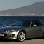 Mazda Mx5 Front Side Angle Sea Wallpaper