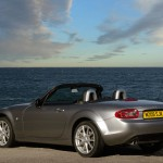 Mazda Mx5 Top Down By The Sea
