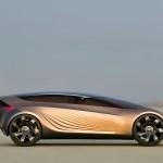 Mazda Nagara Concept Side View Desert Wallpaper