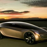 Mazda Nagare Concept Sunset Wallpaper