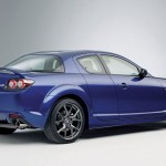 Mazda Rx8 Rear Side Angle Wallpaper